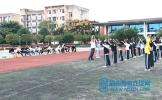 丹棱县举行全县初中体育教研活动