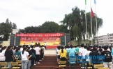 东坡区复兴中学举行2021年秋季开学典礼