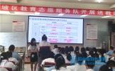 东坡区实验中学共同体举行物理课赛课活动